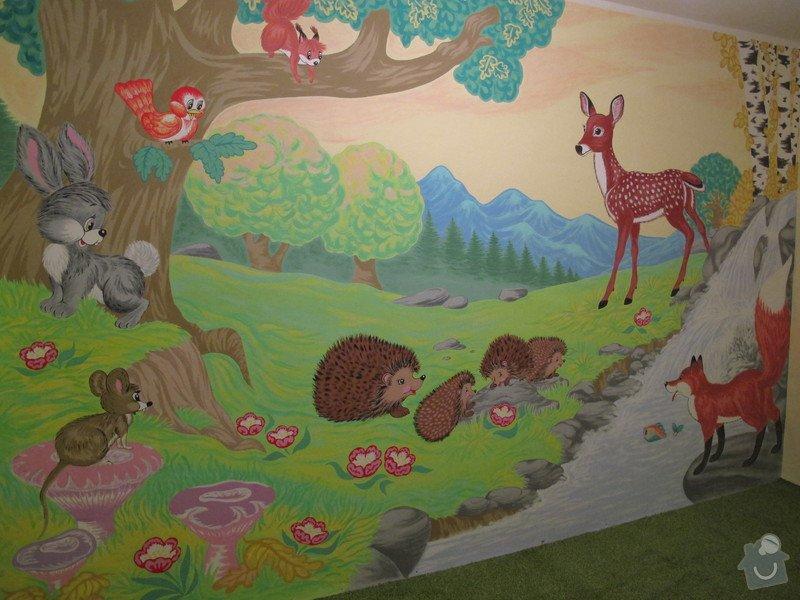 Malba na zeď v dětském pokojíčku: 2b_kober_vybrano