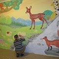 Malba na zed v detskem pokojicku 13 vznik