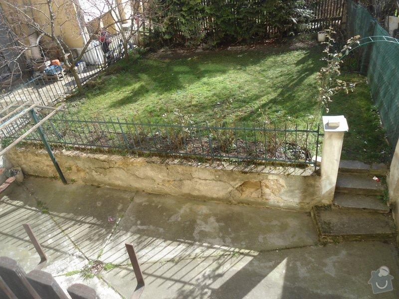 Oprava operne zahradni zdi: DSC01390