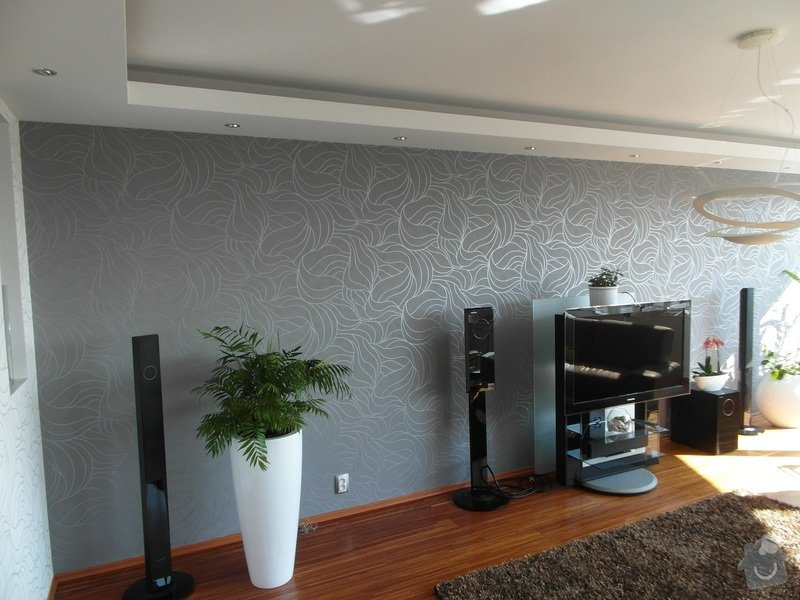 Realizace rekonstrukce obývacího pokoje: SAM_1196