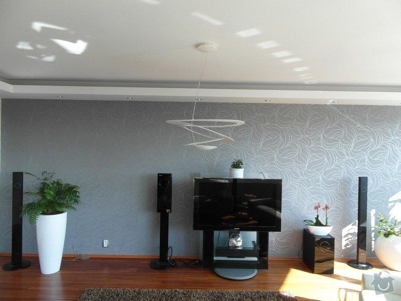 Realizace rekonstrukce obývacího pokoje: SAM_1198