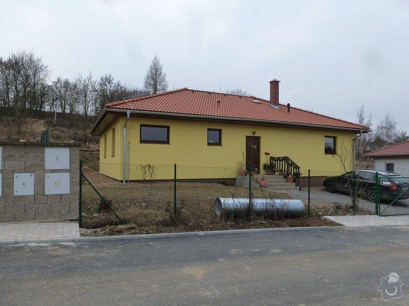 Novostavba rodinného domu.: P1060429
