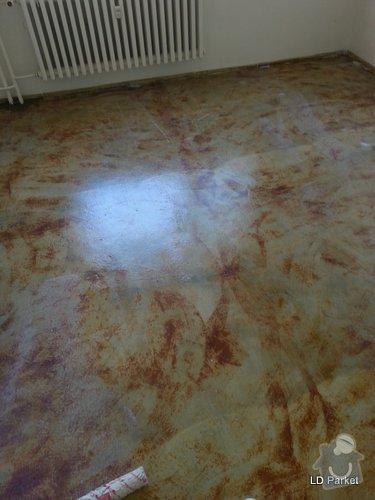 Položení vinylove podlahy: 20140310_110044