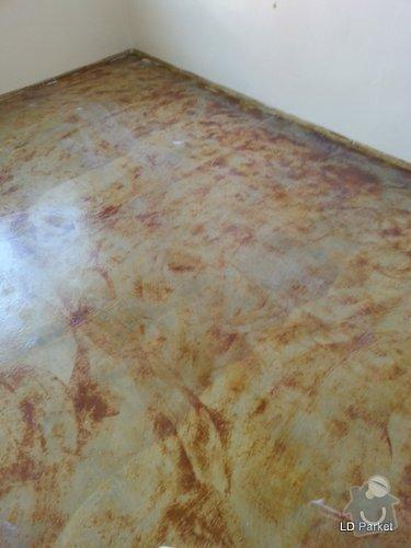 Položení vinylove podlahy: 20140310_110046