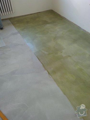 Položení vinylove podlahy: 20140312_114849