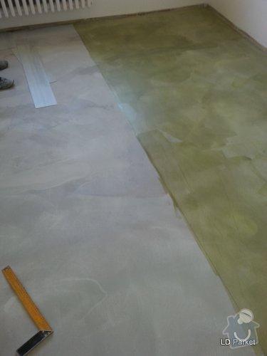 Položení vinylove podlahy: 20140312_114855