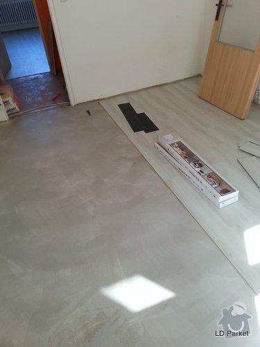 Položení vinylove podlahy: 20140312_134841