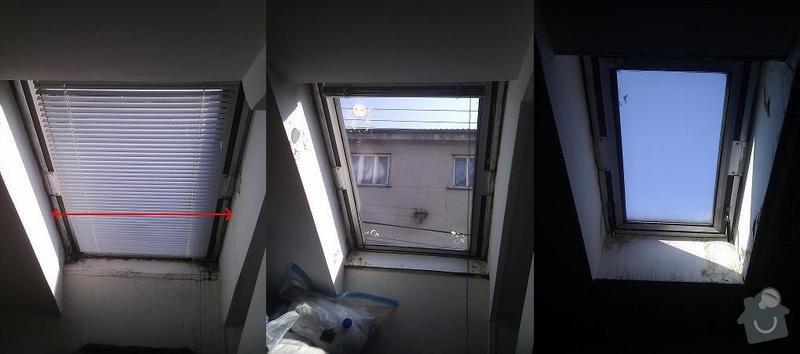 Výměna (výroba) střešních oken: obr1