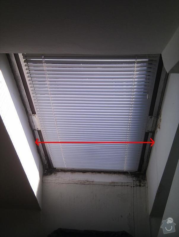 Výměna (výroba) střešních oken: obr2