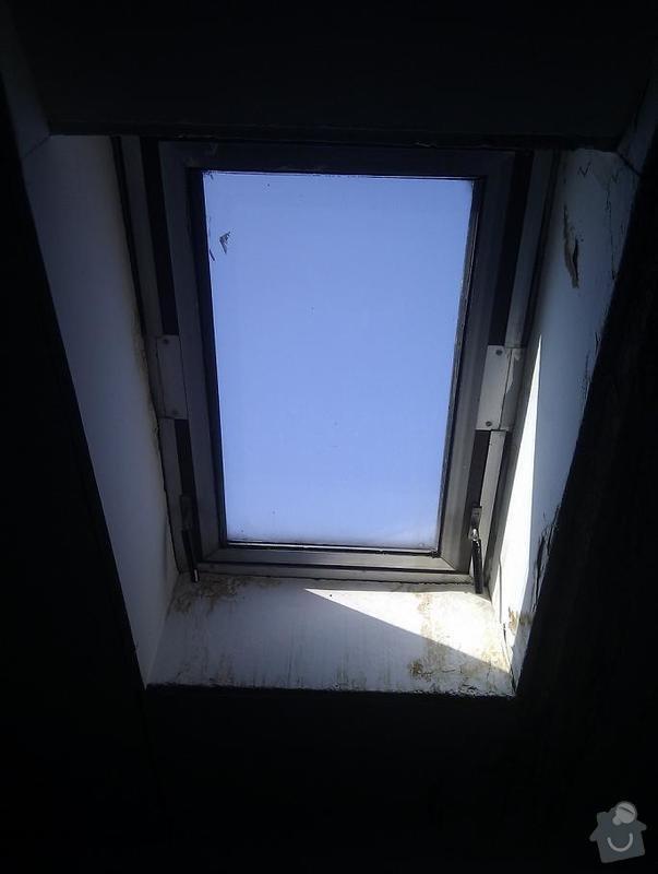 Výměna (výroba) střešních oken: obr4