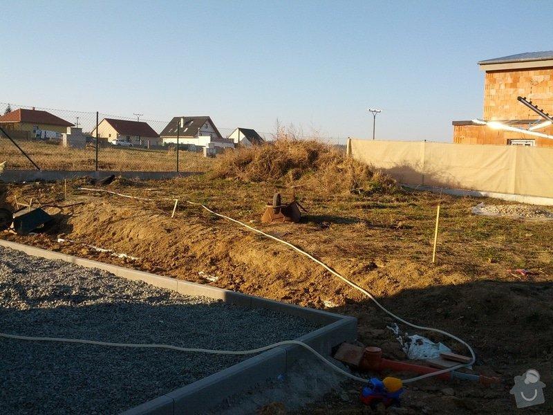 Terenní úpravy - srovnání pozemku/zahrady: IMG_20140313_074711