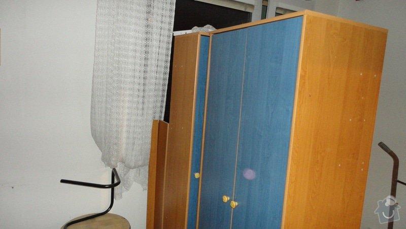 Rekonstrukce bytového jádra: nezakryte_skrine