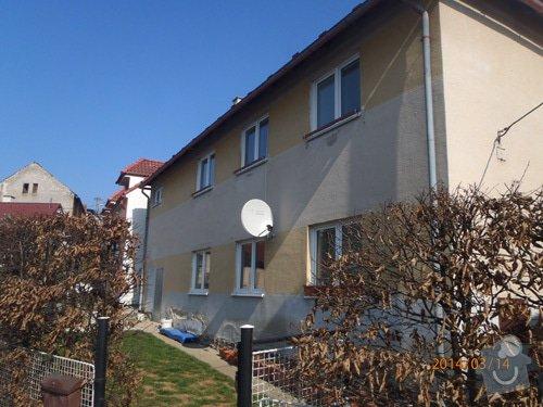 Renovace fasády rodinného domu: P3140284