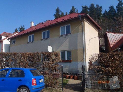 Renovace fasády rodinného domu: P3140285