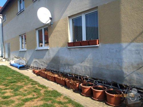 Renovace fasády rodinného domu: P3140286