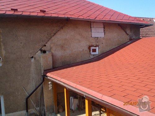 Renovace fasády rodinného domu: P3140287