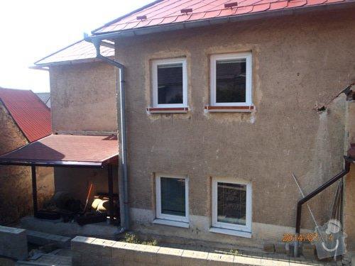 Renovace fasády rodinného domu: P3140288
