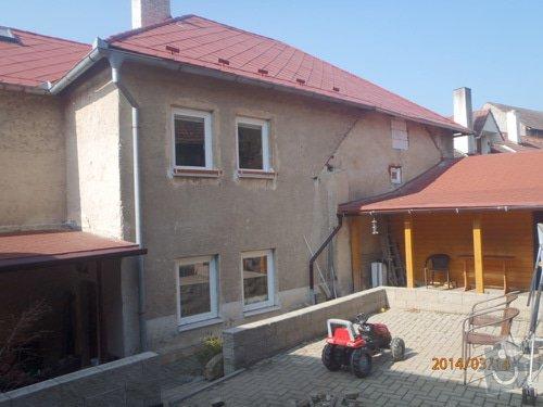 Renovace fasády rodinného domu: P3140289