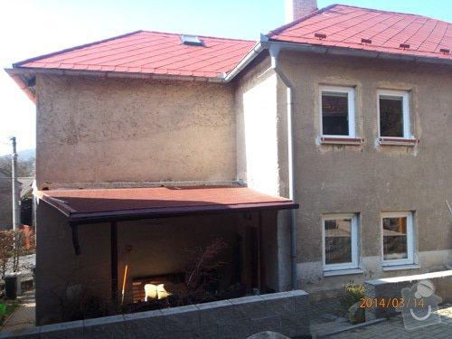 Renovace fasády rodinného domu: P3140290