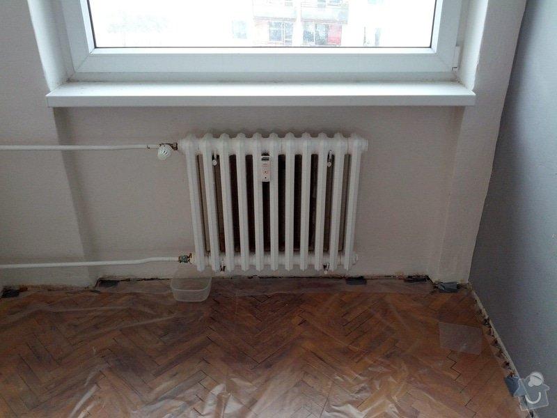 Položení PVC podlahové krytiny: IMG_20140131_101044