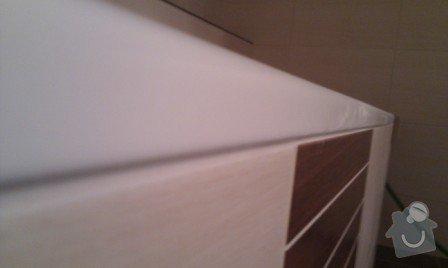 Rekonstrukce koupelny a WC: Zacistena_vana
