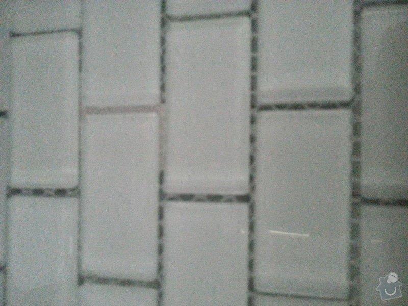 Obklad kuchyňské linky + přimontování digestoře: 20140315_170002