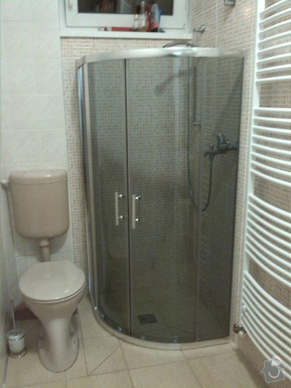 Namontování zástěny do sprchového kouta: IMG_20140313_203234
