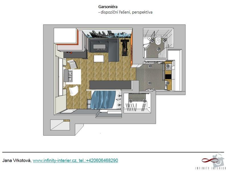 Návrh a rekonstrukce bytu: Zelivskeho_2_pudorys