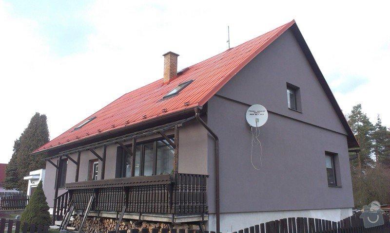 Zhotovení nové fasády: IMAG0569