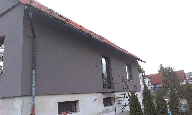 Zhotovení nové fasády: IMAG0570