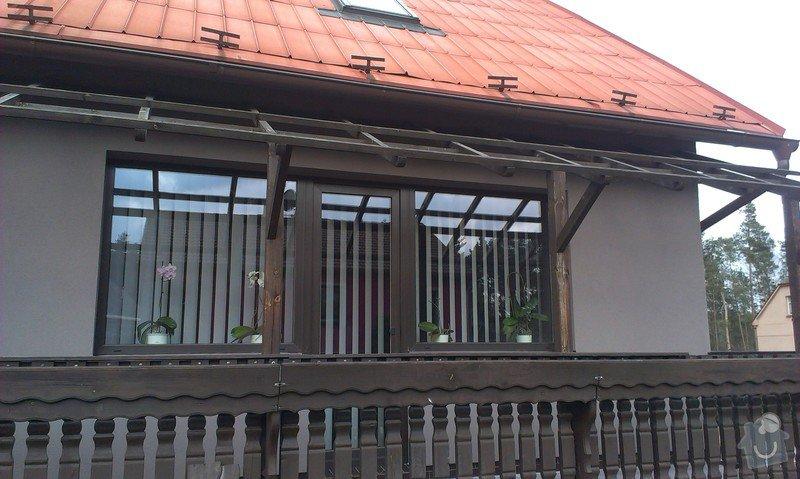 Zhotovení nové fasády: IMAG0571
