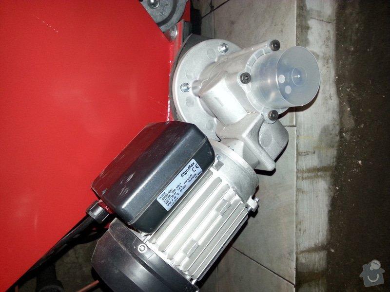 Prodej a montáž automatického kotle.: 20140316_173557
