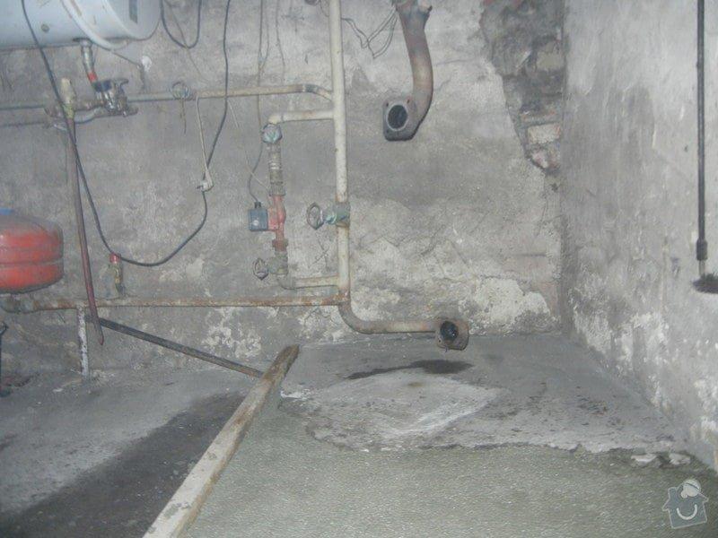 Prodej a montáž automatického kotle.: DSCN6046