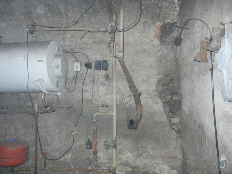 Prodej a montáž automatického kotle.: DSCN6047