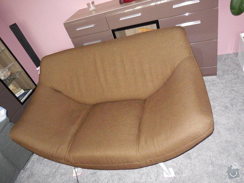 Čalounění sedačky: DSCN0123