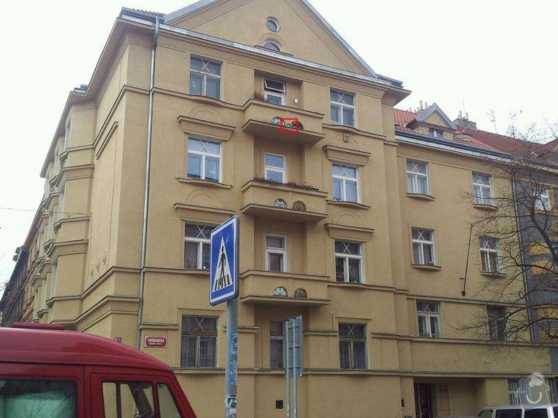 Výškové práce - drobná oprava fasády horolezeckou technikou: 2014-03-18_11.58.42_resized