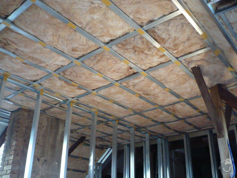 Přestavba podkroví: P1110976