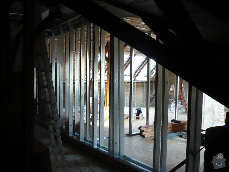 Přestavba podkroví: P1110981