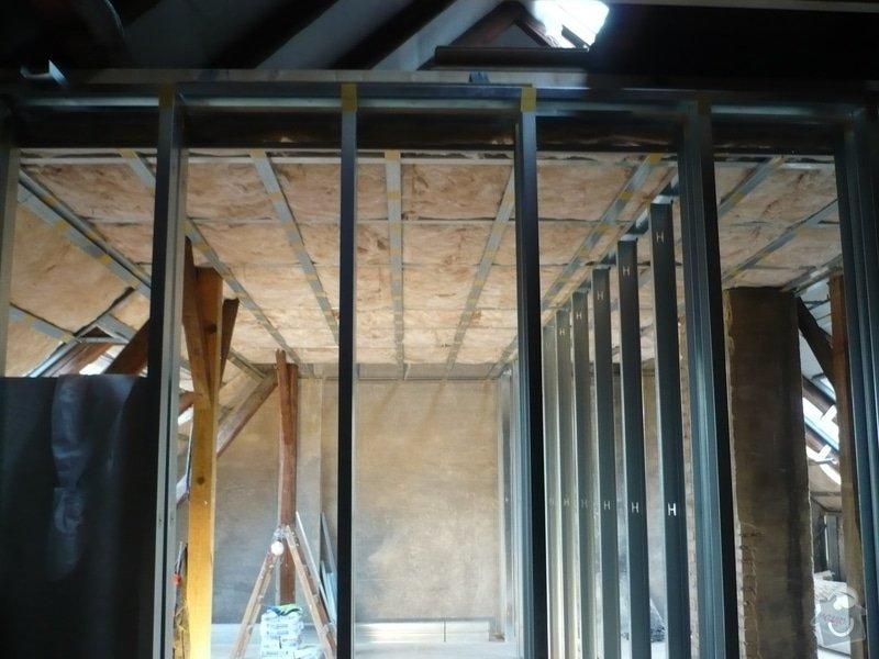 Přestavba podkroví: P1110983