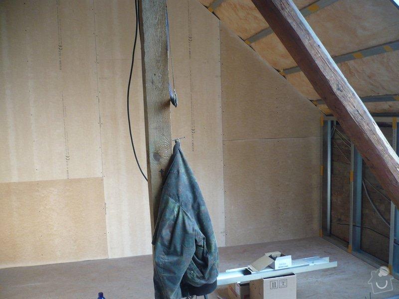 Přestavba podkroví: P1120031