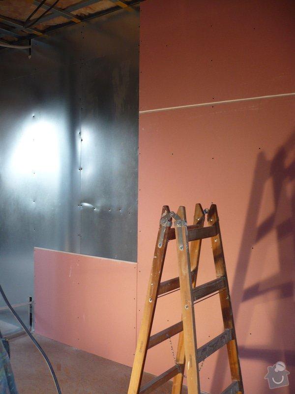 Přestavba podkroví: P1120038
