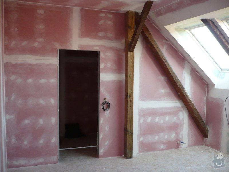 Přestavba podkroví: P1120188