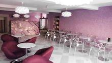 Návrh interiéru kavárny