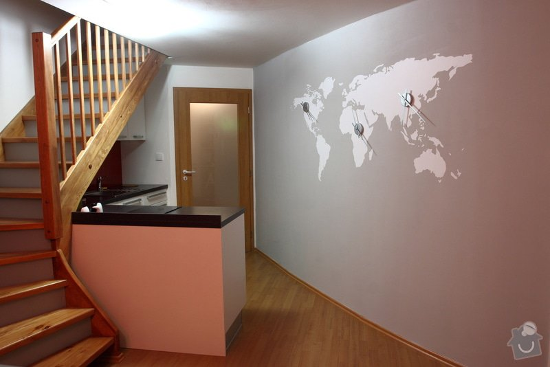 Návrh interiéru atypického mezonetu: IMG_3029