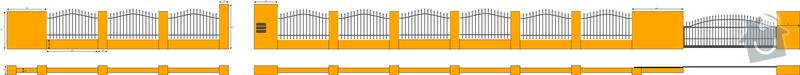Stavba plotu: plot1