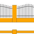 Stavba plotu plot1