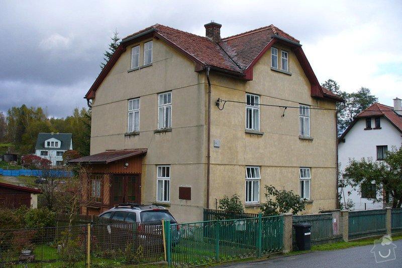 Přeložení střechy rodinného domu: P1120802