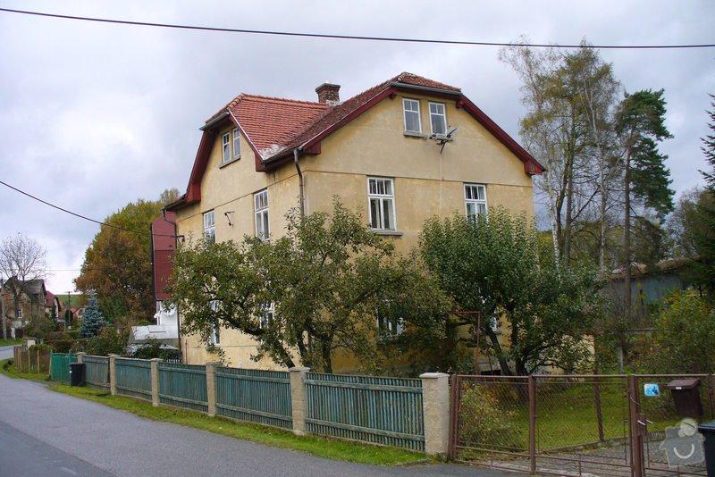 Přeložení střechy rodinného domu: P1120804
