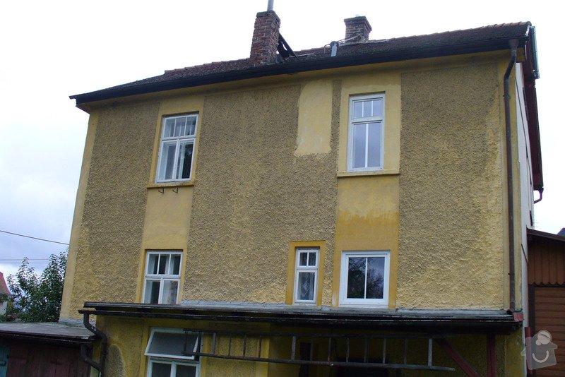 Přeložení střechy rodinného domu: P1120806
