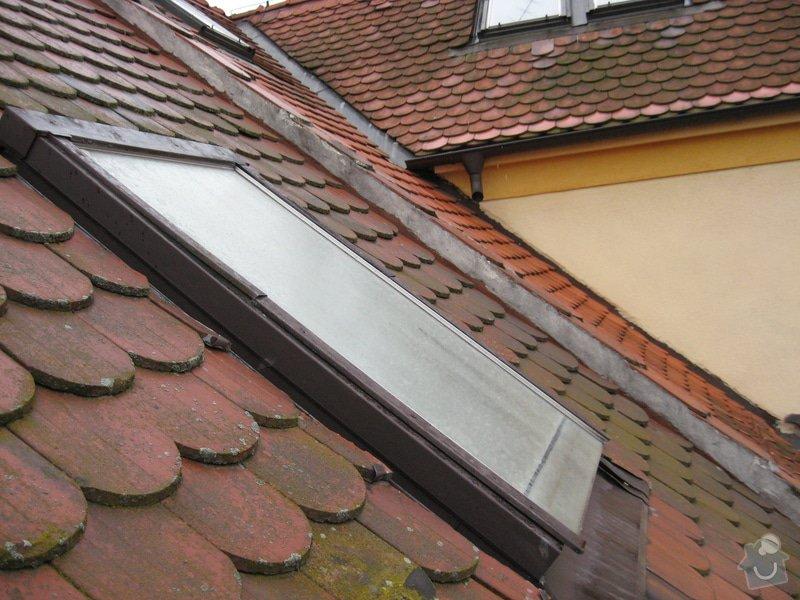 Výměna 4 střešních oken 82 X 123 cm: IMG_6448